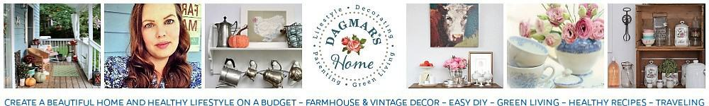 DagmarBleasdale.com farmhouse decor blog