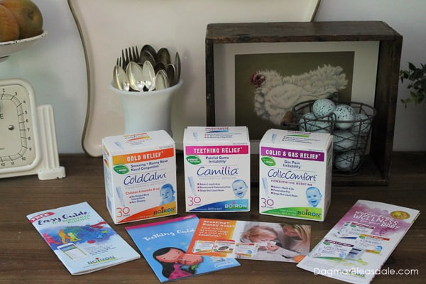 Homeopathic Cold, Colic, and Teething Pain Relief For Kids