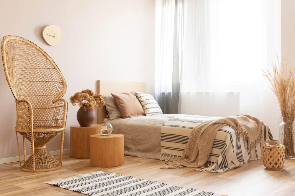 bedroom color beige