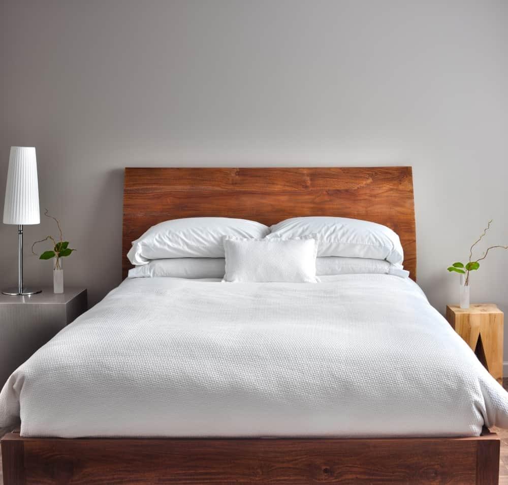 bedroom color light gray